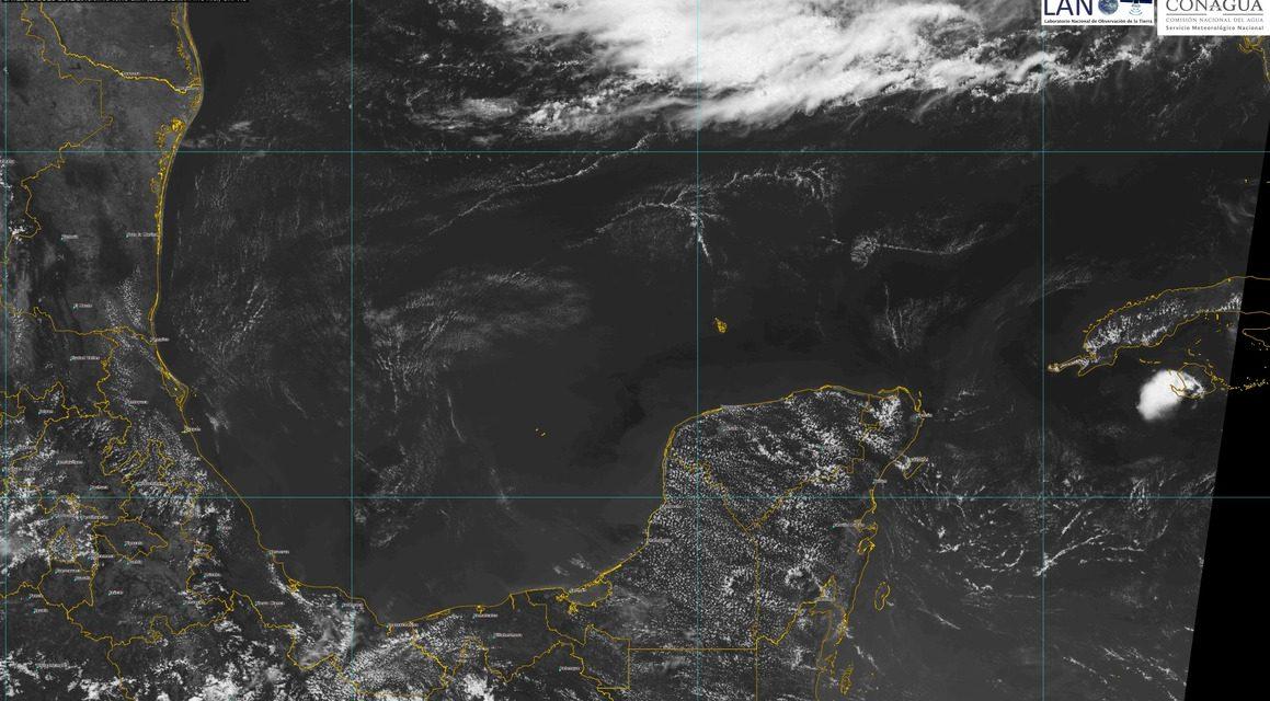 Calor en ascenso, pronóstico para Península de Yucatán