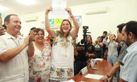 Revoca TEPJF mayoría a Cecilia Patrón y ordena dársela a Morena