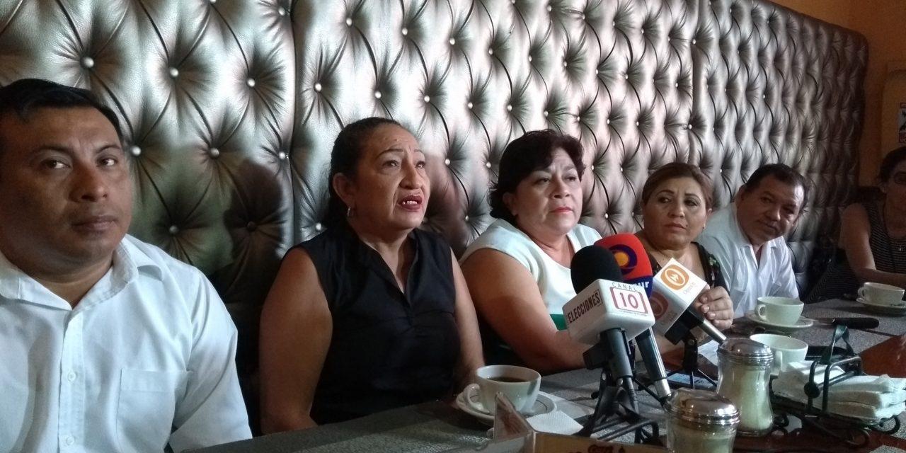 """Elecciones en Yucatán """"un cochinero"""".- ex candidatos de Morena a diputados locales"""