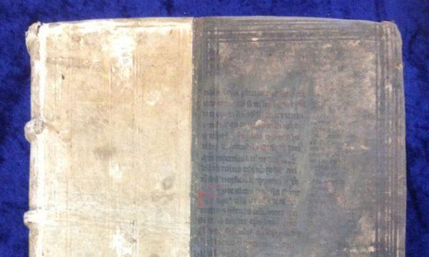 El enigma de los libros venenosos hallados en la biblioteca de una universidad de Dinamarca