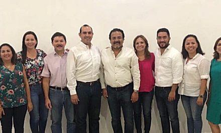 Felipe Cervera coordinará fracción del PRIen Congreso Yucatán