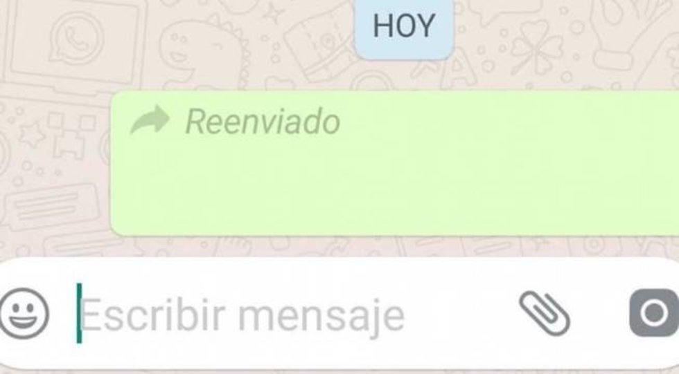 WhatsApp limitará reenvío de mensajes
