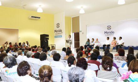 Expo Renacer 2018, alternativa para adultos mayores en Mérida
