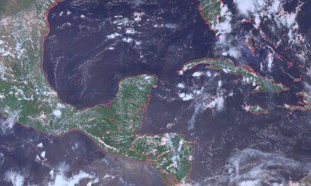 Península Yucatán: mucho calor y mayor potencial de lluvias