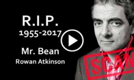 Cuidado, Mr Bean no ha muerto