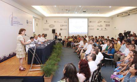 OCDE distingue a Mérida por cumplir al 100% sus recomendaciones