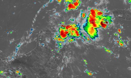 Pronóstico de fuertes lluvias martes y miércoles en Península de Yucatán