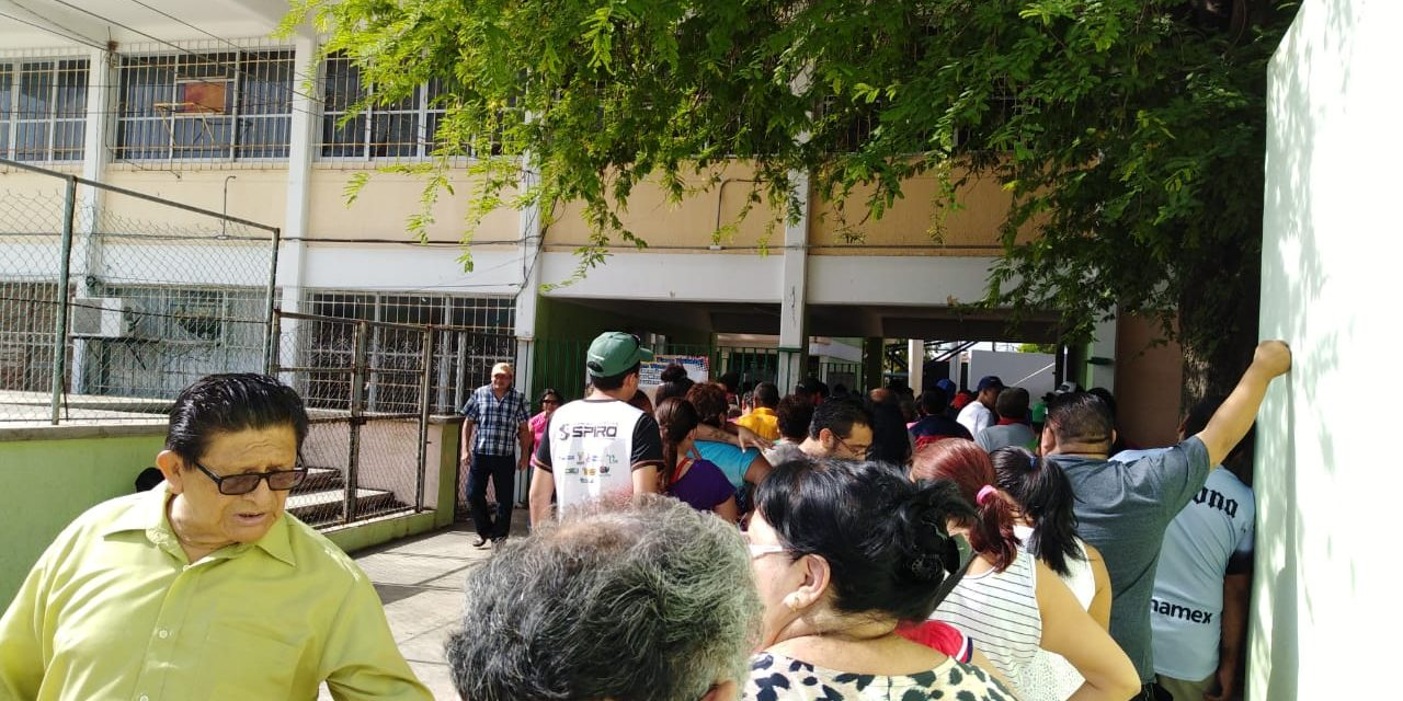 Razones del retraso en apertura de casillas en Yucatán, según el INE