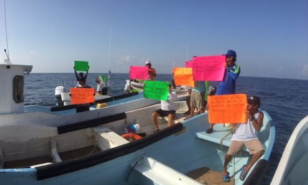 Reavivan pugna de pescadores de Quintana Roo contra cubanos