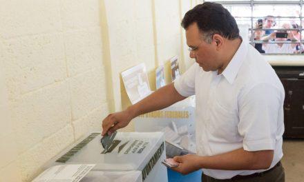 A refrendar la cultura democrática de Yucatán: RZB