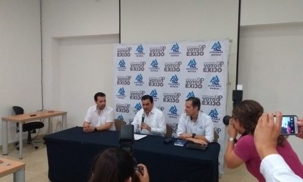 Denuncia y sanción a responsables de falla del PREP.- IP Yucatán