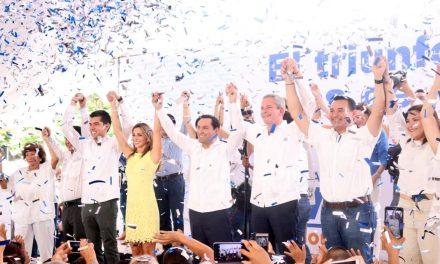 Vila, gobernador electo; apela a la unidad, conciliación y diálogo