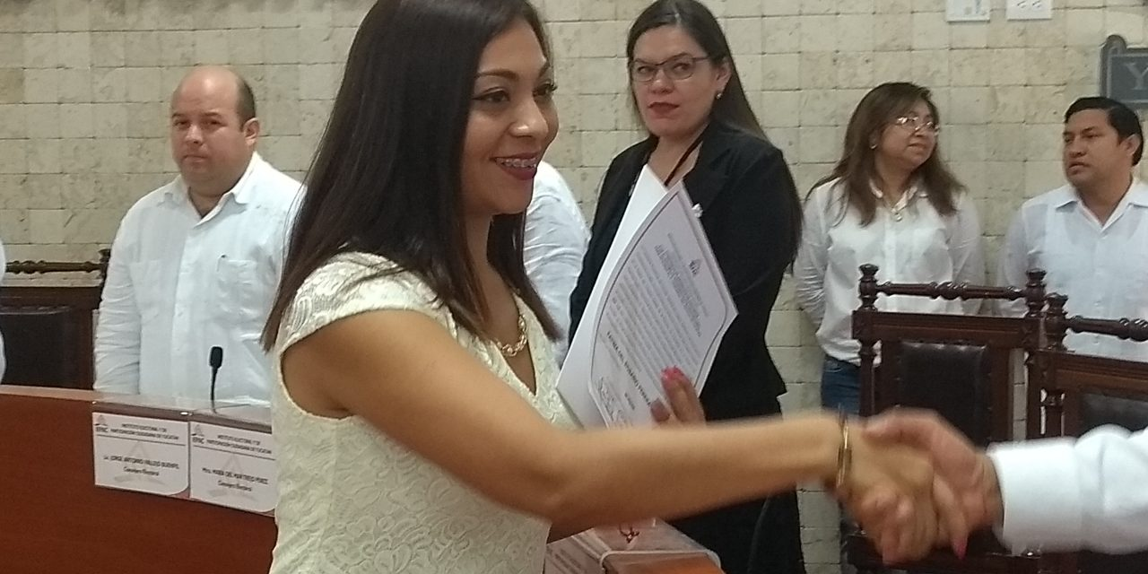 Paridad de género en Congreso y municipios de Yucatán