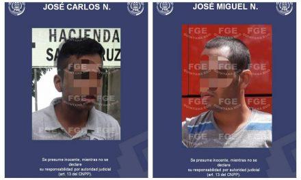 Capturados en Mérida implicados en feminicidio en Playa del Carmen