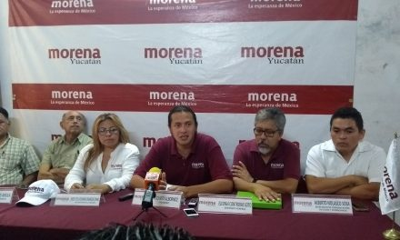 Impugna Morena triunfo de Cecilia Patrón en Distrito III Federal