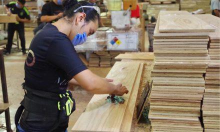 Pisos de madera de Yucatán se comercian en EU y Canadá