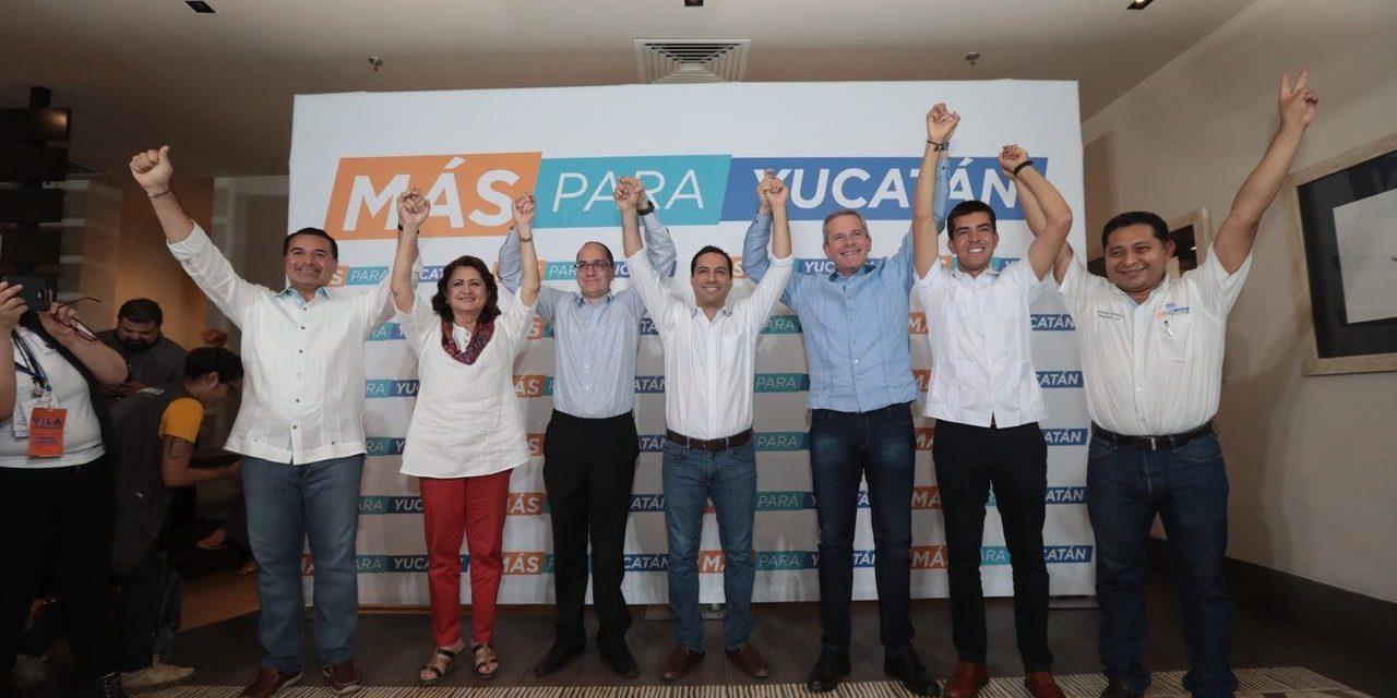 PAN admite falla en PREP de Yucatán, pero insiste: ganamos (video)