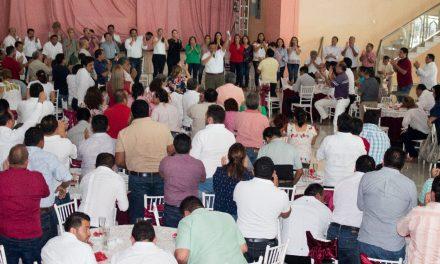 Tiene PRI Yucatán reunión de 'consolación' en privado