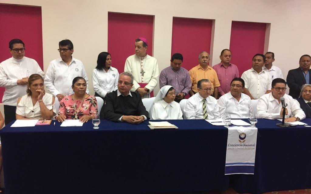 Une a asociaciones religiosas en Yucatán defensa de familia y vida