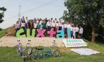 Celebran aniversario 25 de Reserva Ecológica Cuxtal