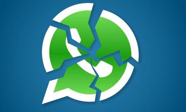 Nueva falla de Whatsapp podría estar acabando con tus datos móviles