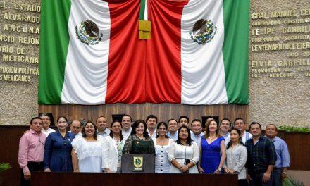 Entre 'descrédito' y rezagos, cierra sesiones Congreso Yucatán
