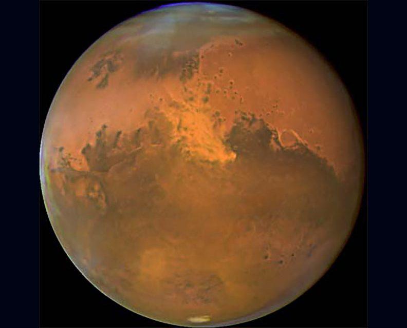 Marte en martes: hoy, más cerca de la Tierra; a esta hora lo verás desde Yucatán