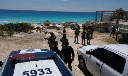 Escala percepción de inseguridad entre habitantes de Cancún