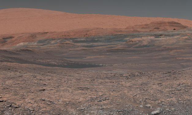 Nubes de Marte se forman a partir de restos de meteoros, según un estudio