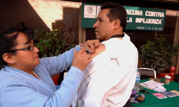 Península de Yucatán, en 'huracán viral': 10 casos diarios de influenza; van 7 muertos (video)