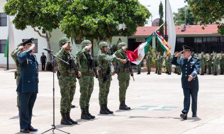 La X Región Militar, con sede en Mérida, tiene nuevo comandante