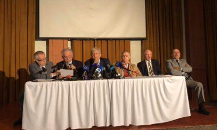 López Obrador y equipo informan sobre dictamen de NAIM (#EnVivo)