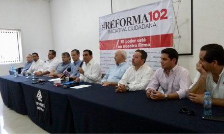 Relanza Coparmex creación de Fiscalía General autónoma