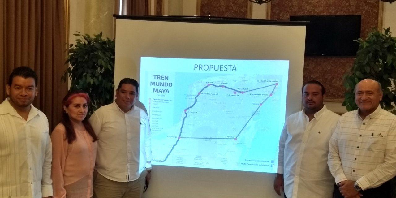 Tren Maya, tramo Cancún-Merida, sería con inversión privada