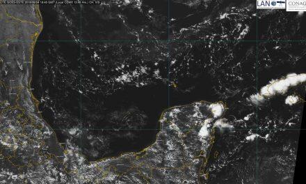 #Clima Península Yucatán: calor sin tregua; en puerta dos ondas tropicales