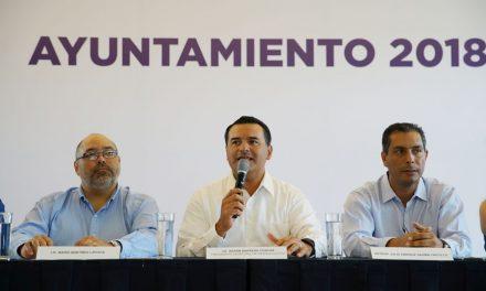 Las propuestas de Renán Barrera para el Ayuntamiento de Mérida