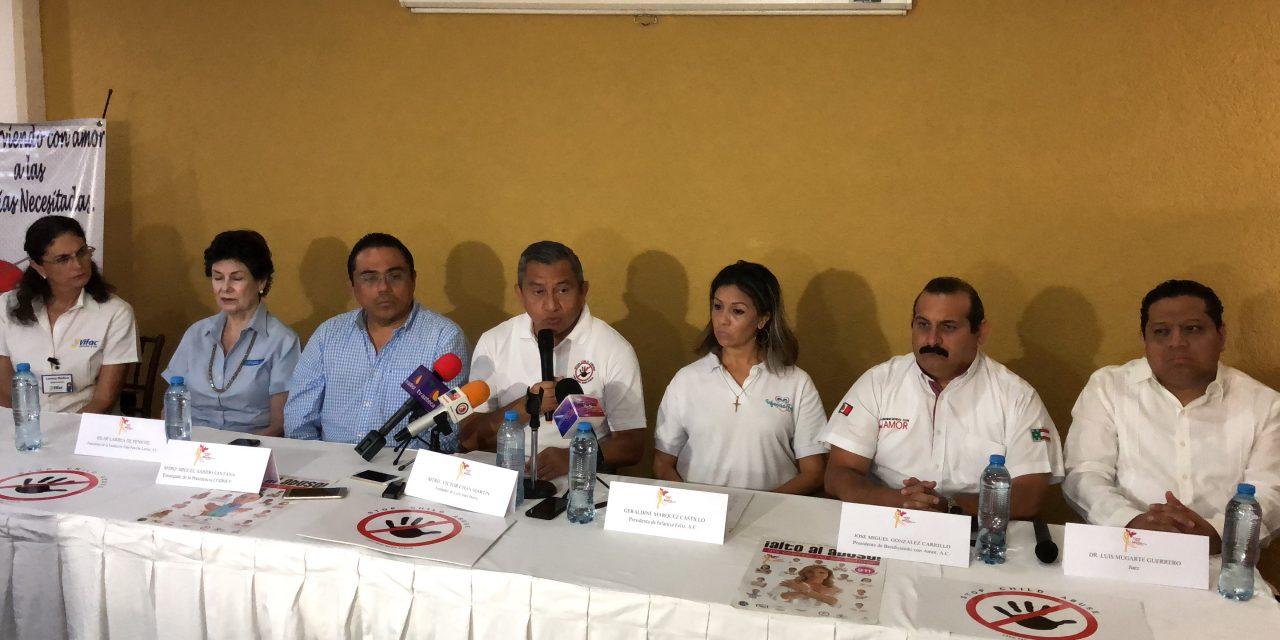 """En """"nivel muy lamentable"""" Yucatán por abuso sexual infantil (video)"""