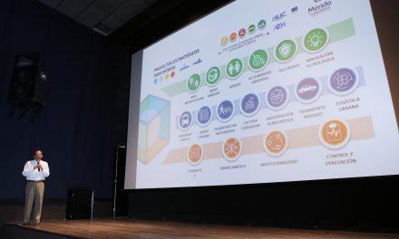 Ayuntamiento de Mérida presenta avances de estudios y proyectos del IMPLAN