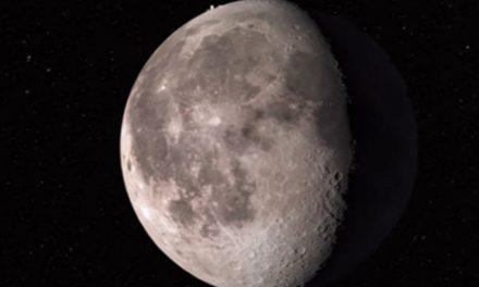 La NASA confirma que existe hielo en los polos de la Luna