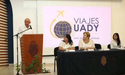 """""""Viajes UADY Global"""", otro proyecto de negocio de la casa de estudios"""