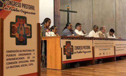 Indígenas en México no pueden ser ocultados.- Arizmendi Esquivel
