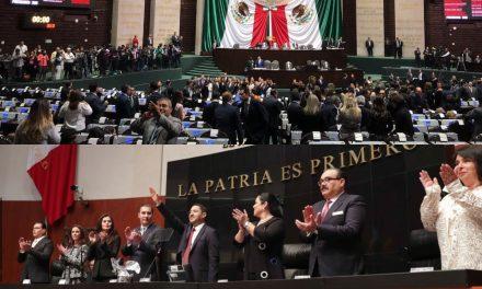 Se cuelan yucatecos en Mesa Directiva de Diputados y Senadores