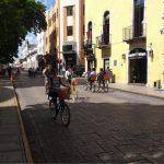 Abren innovadora Biciruta Cultural en Mérida