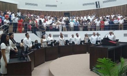 Abren con desacuerdos en nueva Legislatura de Yucatán