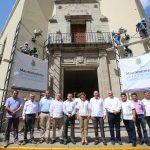 Rescate de Fachadas de Centro Histórico incluye edificio de Rectoría UADY
