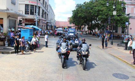 Concluye operativo vacacional en Mérida con más de 900 detenciones