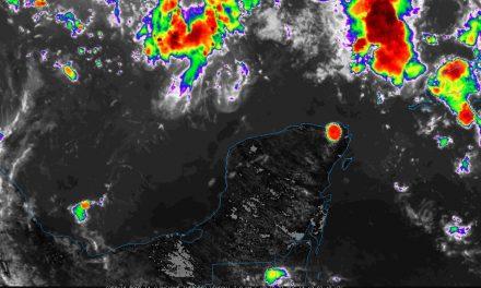 #Pronóstico: fin de semana lluvioso en #PenínsulaYucatán