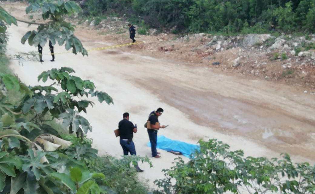 Achacan a policías homicidio en Playa del Carmen