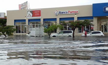 Refrescante lluvia de martes desquicia sectores de Mérida
