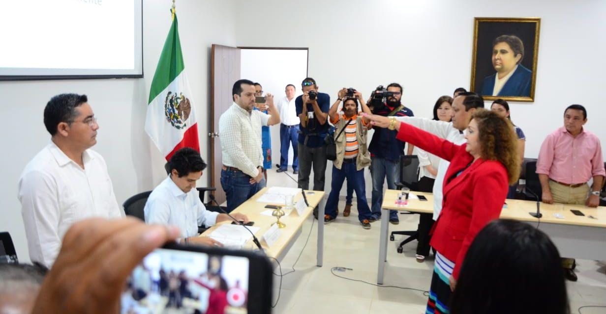Asume cuestionada consejera en Transparencia Yucatán